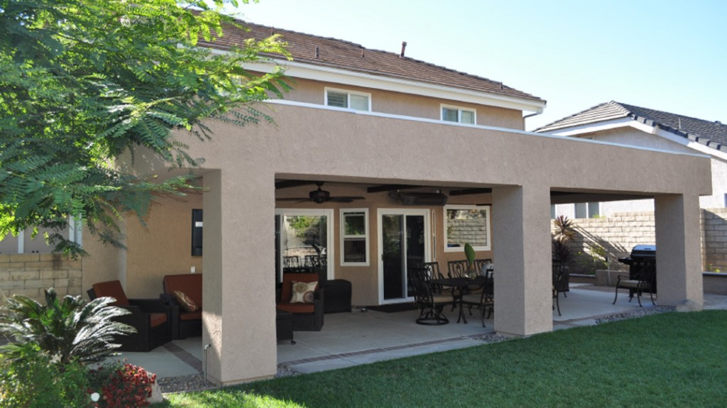 PORCHES AND PATIO COVERS