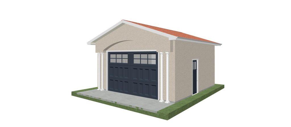 2-Car Garage