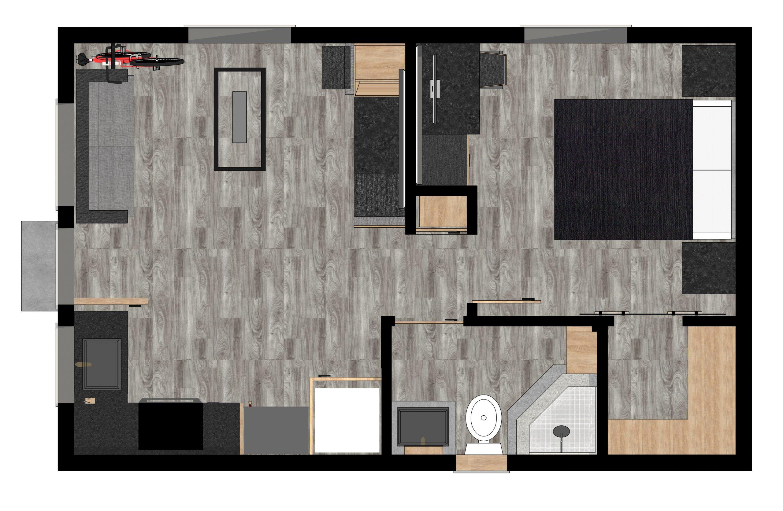 500 sq ft. ADU Project